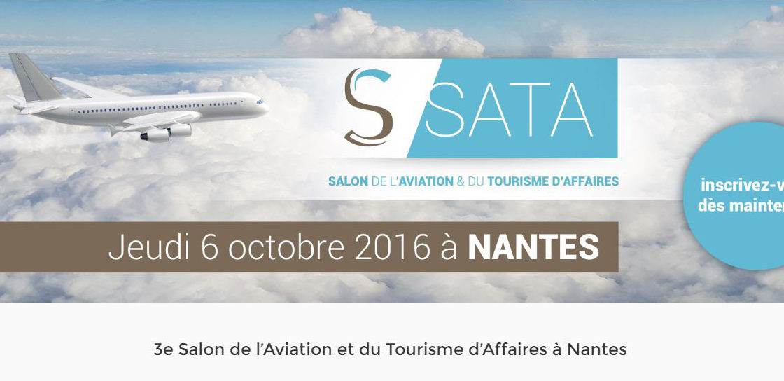 Salon avion et tourisme d'affaire Nantes