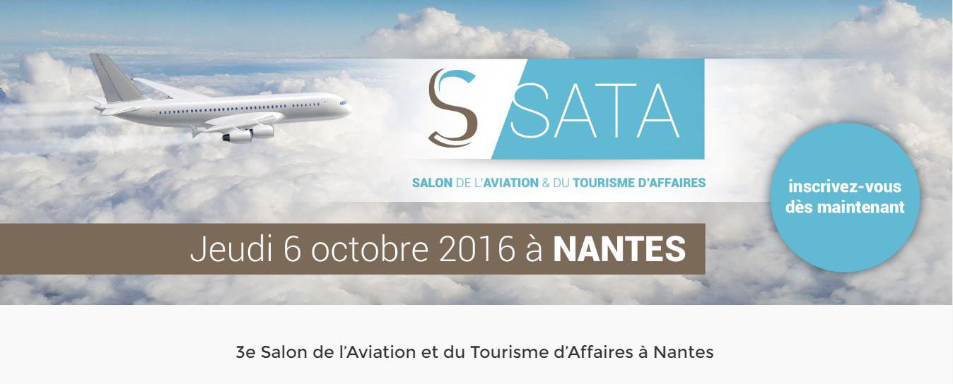 Salon avion et tourisme d'affaire Nantes